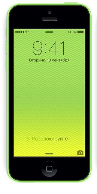 Смартфон Apple iPhone 5C