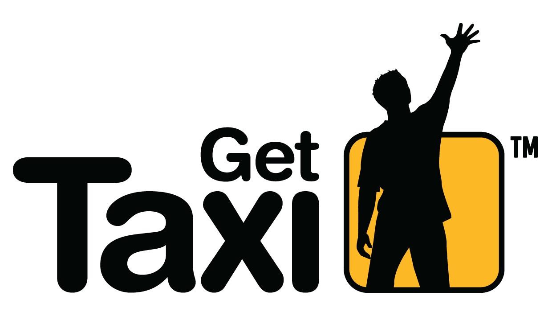 такси лого: