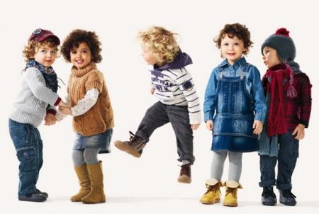 Яркие новинки детского гардероба уже в интернет-магазине «Подушка»