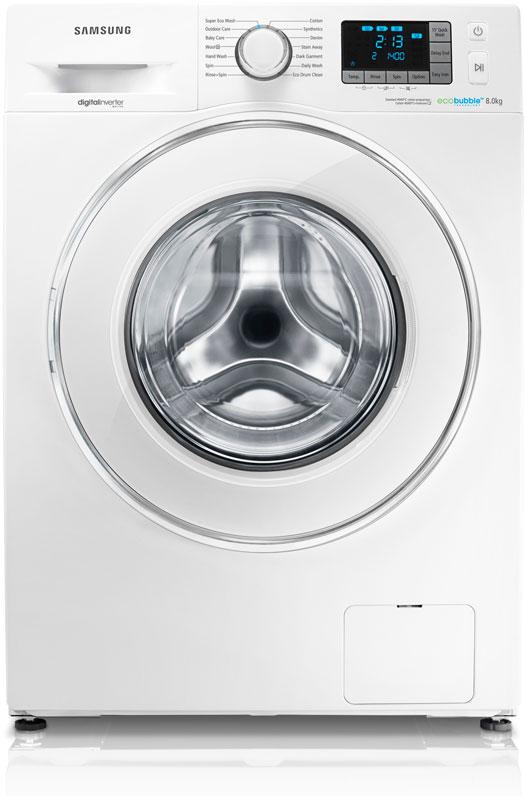 Стиральная машина Samsung WF80F5E5U4W/LP