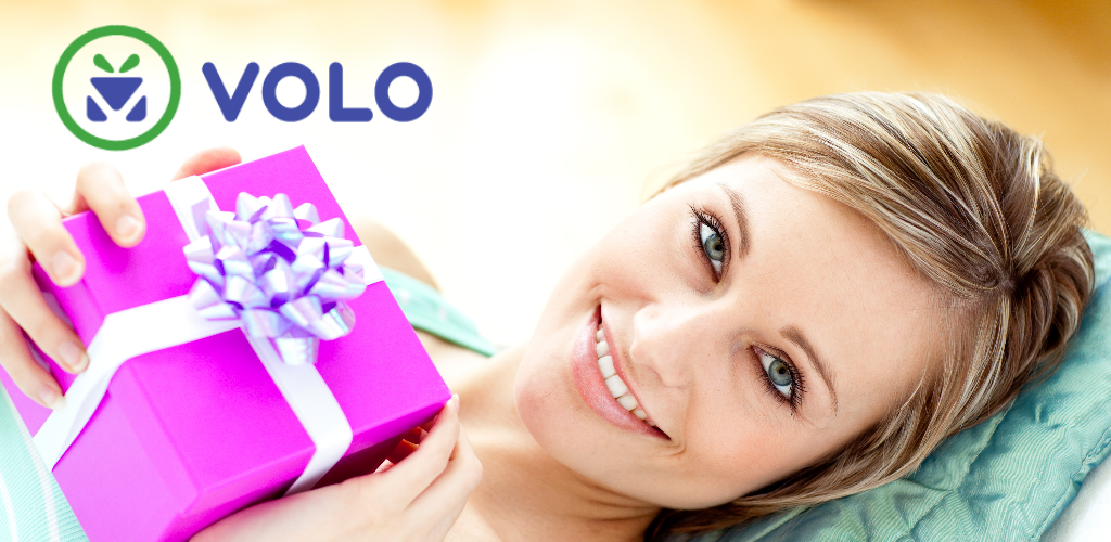Новое мобильное приложение VOLO поможет выбрать лучший подарок близким