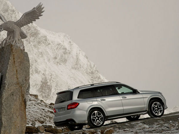В автосалонах Автофорум в Москве появятся первые Mercedes-Benz GLS