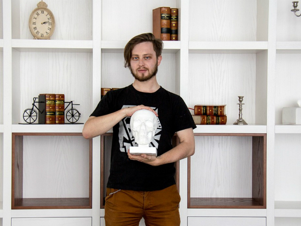 Николаевский художник Митя Фенечкин создал обложку для нового альбома «Океана Ельзи»