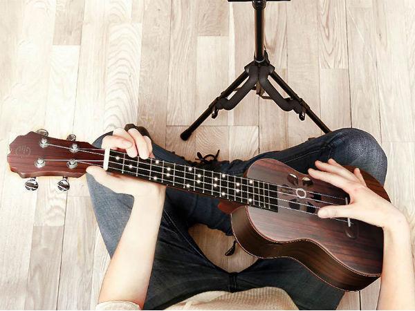 Xiaomi выпустила смарт-гитару и назвала ее Populele