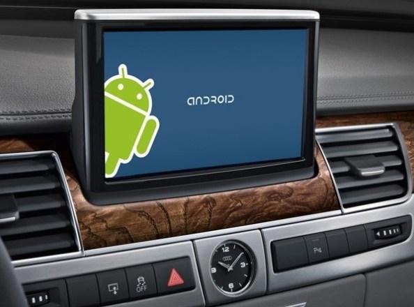 Автомобили General Motors 2016 года оснастят бортовой версией Android