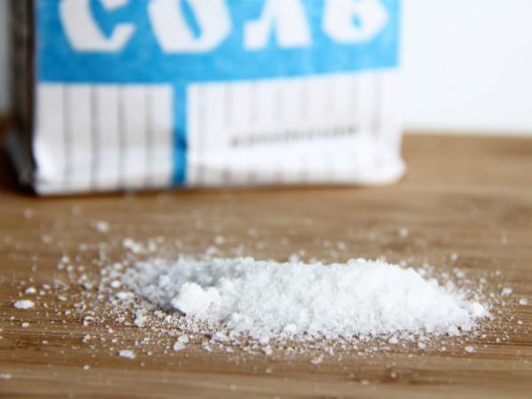 В России возможен дефицит соли