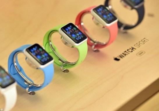 Стартовали продажи «умных часов» Apple Watch