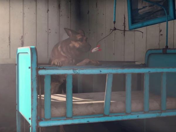 Видео из игры Fallout 4 - 23 видеоролика на AG ru