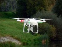 DHL отложил показательную доставку товара дроном в Альпах из-за погоды