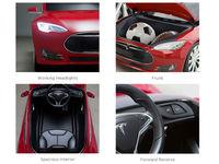 Выпущен Tesla Model S для детей