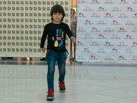 В Санкт-Петербурге прошел показ детской одежды от Vikki-Nikki