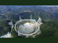 В Китае завершается строительство супертелескопа