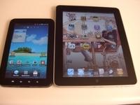 Британский суд решил, что планшеты Samsung не копируют iPad