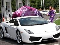 «АХА Страхование» наградили дипломом за поддержку заезда Lamborghini Socar Mini TROFEO