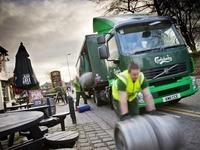 Прибыль датской пивоварни Carlsberg выросла на 10% в третьем квартале