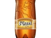 Velkopopovicky Kozel Svetly будет продаваться в Украине в однолитровых пластиковых бутылках