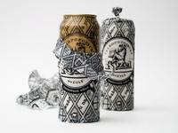 Графическая студия Юрка Гуцуляка получила международную награду за дизайн банки Velkopopovicky Kozel