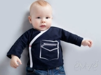Детская одежда марки ЁМАЁ выполнена во «взрослом» дизайне