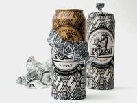 На прилавках Украины появилось пиво Velkopopovicky Kozel Svetly в обновленном дизайне