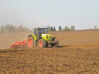 Посевные работы в Украине