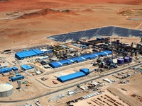 Anglo American наращивает добычу железной руды