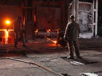 Для металлургов «Запорожстали» год начался очередными успехами
