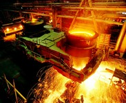 Меткомбинат в Карабюке увеличил производство стали