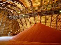 В Беларуси увеличился выпуск калийных удобрений