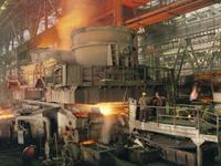 На Криворожском меткомбинате упало производство основной продукции