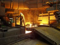 Метинвест снизил производство стали