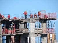 Украинские строители наработали больше чем на 13 млрд. гривен