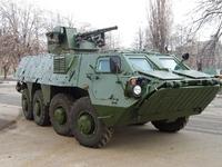 «Укроборонпром» уже начал отгрузку БТРов в зону АТО