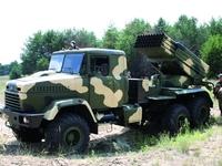 На выставке «Оружие и безопасность – 2014» в Киеве покажут КрАЗы «Спецназ» и Кугуар