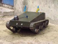 Львовский робот-разведчик поможет участникам АТО