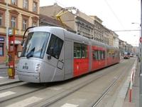 Украина налаживает производство трамваев европейского образца