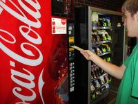Автоматы Coca-Cola начнут раздавать Wi-Fi