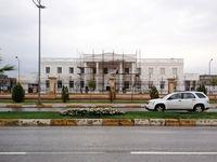 Иракский бизнесмен построил для себя позолоченную копию Белого дома