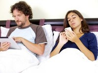 Смартфоны влияют на качественные показатели интимной жизни