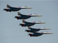 «Русские Витязи» прибыли на территорию Китая