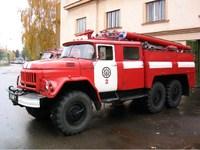 В Архангельске сгорел пассажирский автобус