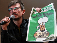 Новый выпуск Charlie Hebdo продается на eBay по неимоверным ценам