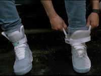 Кроссовки из «Назад в будущее» могут стать реальностью