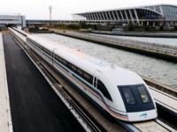 Японский поезд на магнитной подушке побил очередной рекорд скорости