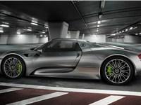 Porsche завершила производство моделей 918 Spyder
