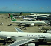 В Новой Зеландии отложены все рейсы из-за сбоя в управлении полетами