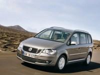 Новый Volkswagen Touran скоро поступит в продажу в РФ