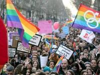 На всей территории США были легализованы однополые браки
