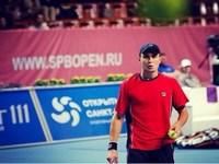 Российский теннисист Аслан Карацев завоевал серебро Универсиады