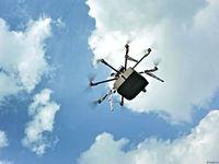 В США дроны доставляют медикаменты в труднодоступные районы