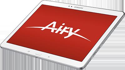 Состоялся выход мобильного приложения для автоматизации магазинов Airy.Mobile на ОС Android